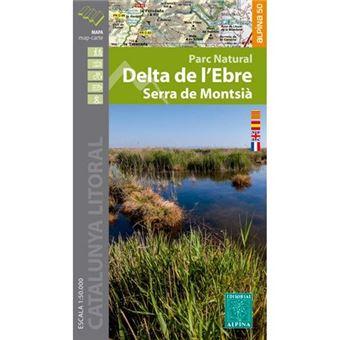 Parc natural delta de l'ebre serra