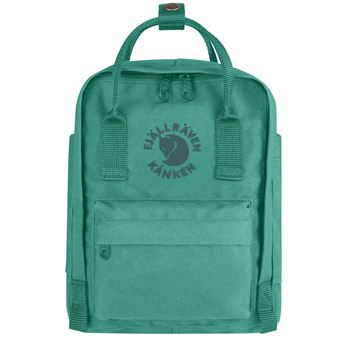 Mochila Fjällräven Re-Kanken - Mini Emerald