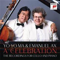 Emanuel Ax & Yo-Yo Ma: A Celebration - 21CD