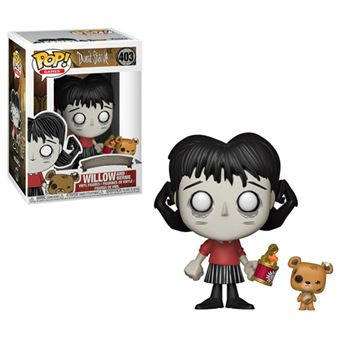 Funko Pop! Don't Starve: Willow & Bernie - 403