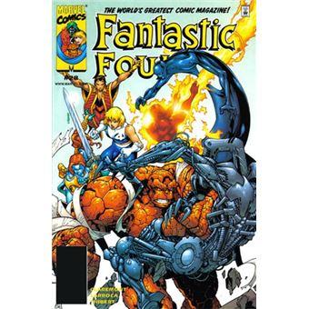 Fantastic four: heroes return - the