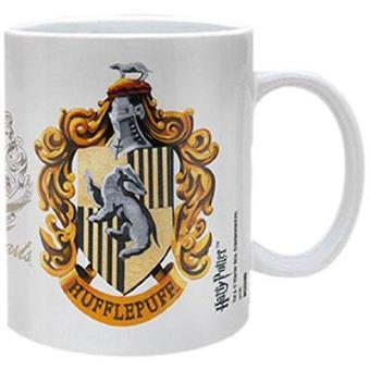 Harry Potter - Caneca Brasão Hufflepuff