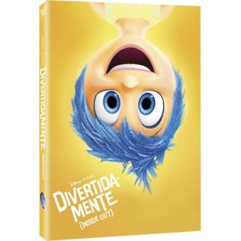 Divertida-mente (Inside Out) - Edição Clássicos Disney - DVD