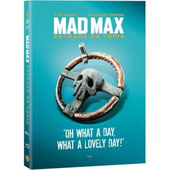Mad Max: Estrada da Fúria (Blu-ray)