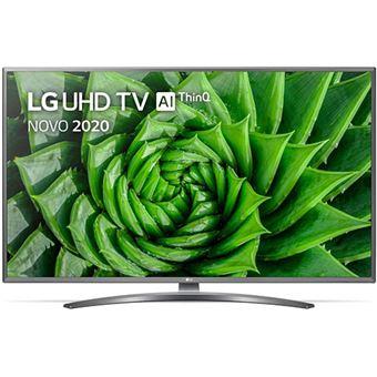 Smart TV LG UHD 4K 43UN8100 109cm