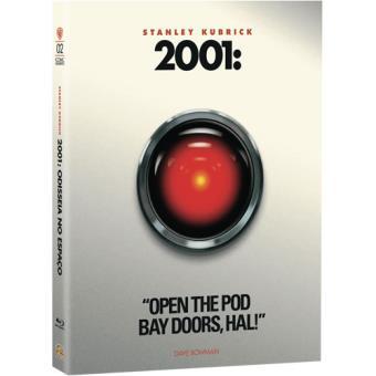2001: Odisseia no Espaço (Blu-ray)
