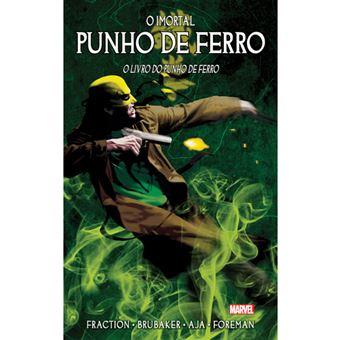 O Imortal Punho de Ferro - Livro 3: O Livro do Punho de Ferro