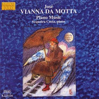 Vianna da Motta: Piano Music - CD