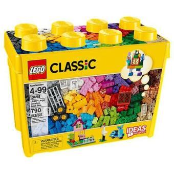 Caixa Grande de Peças Criativas (LEGO Classic 10698