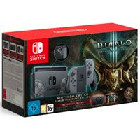 Consola Nintendo Switch Diablo III Eternal Collection Limited Edition - Code in a Box