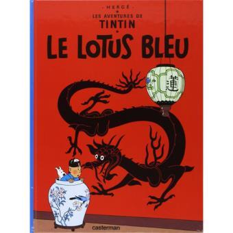 Tintin - Le Lotus Bleu