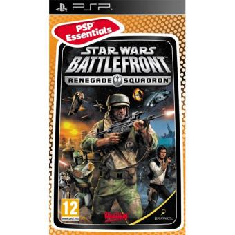 Star Wars Battlefront: Renegade Squadron Essentials PSP