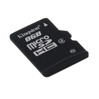 Kingston Micro SDHC 8GB + Adaptador