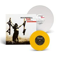 Sin Pecado - LP White Vinil + 7'' Yellow Vinil