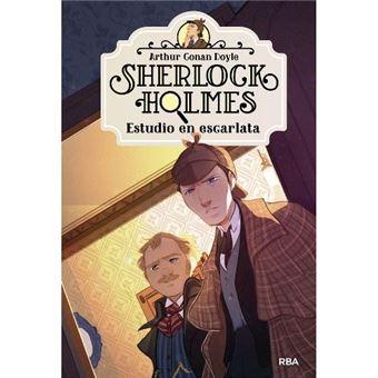 Sherlock holmes 1-estudio en escarl