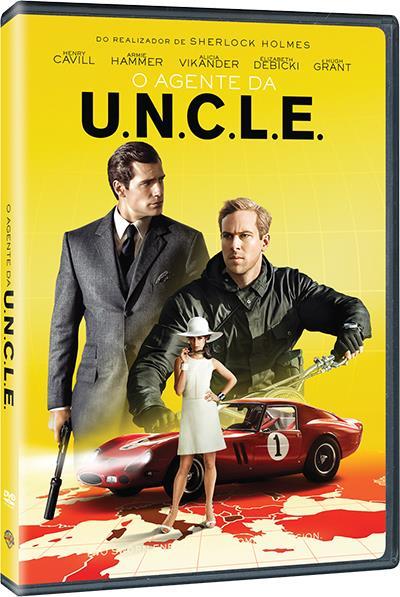 O Agente da U.N.C.L.E. Trailer