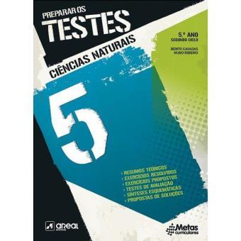 Preparar os Testes - Ciências Naturais - 5º Ano