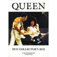 Queen: DVD Collectors Box (Limited Edition )(2DVD)