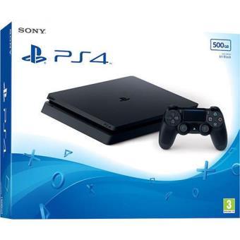 Consola Sony PS4 Slim 500GB Preto