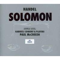 Handel | Solomon (3CD)