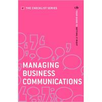Managing Business Communications