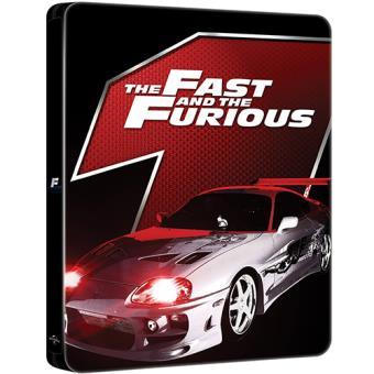 Velocidade Furiosa - Edição Caixa Metálica (Blu-ray)