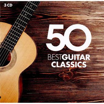 50 Best Guitar - 3CD