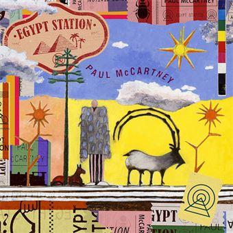 Egypt Station - CD