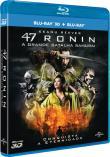 47 Ronin: A Grande Batalha Samurai (Blu-ray 3D + 2D)