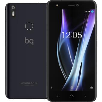 Smartphone BQ Aquaris X Pro - 128GB - Midnight Black