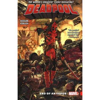 Deadpool - Book 2: End of an Error