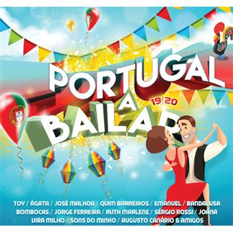 Portugal a Bailar 19/20 - CD