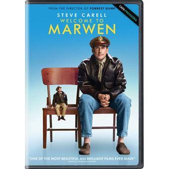 Bem-Vindos a Marwen - DVD