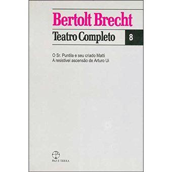 Teatro Completo - Livro 8