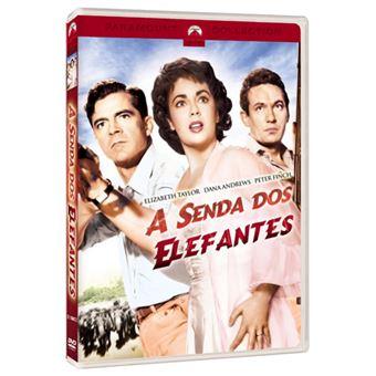 A Senda dos Elefantes - DVD