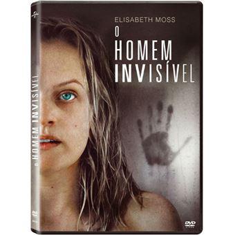 O Homem Invisível - DVD
