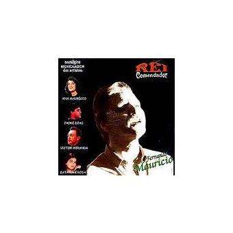 Rei Comendador - CD