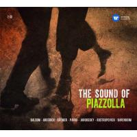 The Sounf of Piazzolla - 2CD