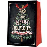 Saco de Natal - Holly Jolly Christmas XL