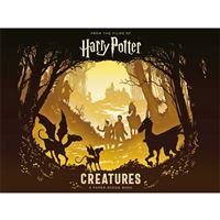 Harry Potter: Creatures - A Paper-Cut Book