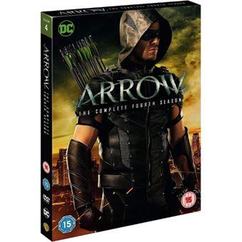 Arrow - Season 4 - Blu-ray Importação