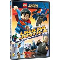 LEGO DC Comics Super Heróis: Liga da Justiça - O Ataque da Legião do Mal!