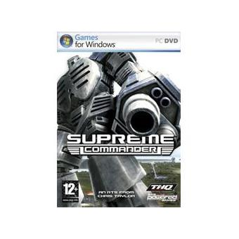 Top Games Supreme Commander PC