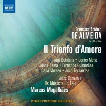 De Almeida | Il Trionfo d'Amore (2CD)