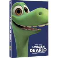 A Viagem de Arlo - Edição Clássicos Disney - DVD