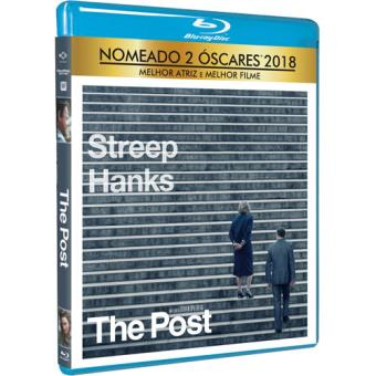 The Post - Blu-ray