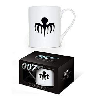 Caneca James Bond: Spectre Octopus Logo