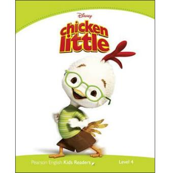 Pearson English Kids Readers Level 4 - Chicken Little