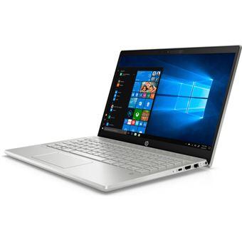 """portátil HP 14-ce0010np i7 SSD 512GB 14"""" Prateado"""