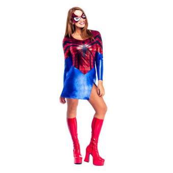 Disfarce Spider Girl - Adulto